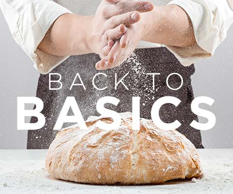 Back to Basics | PremierGourmet.com