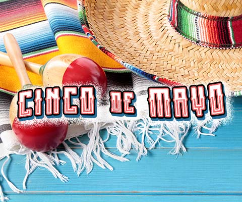 Cinco de Mayo Supplies | PremierGourmet.com