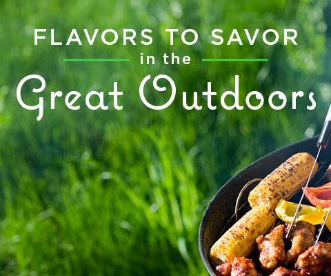 Flavors To Savor In The Great Outdoors | PremierGourmet.com