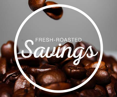 Fresh-Roasted Savings | PremierGourmet.com