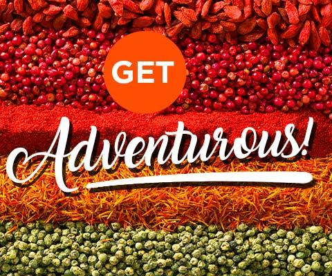 Get Adventurous! | PremierGourmet.com
