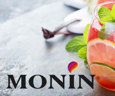 Monin Syrups | PremierGourmet.com