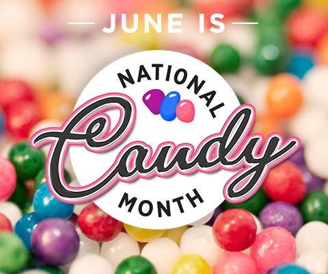 National Candy Month | PremierGourmet.com
