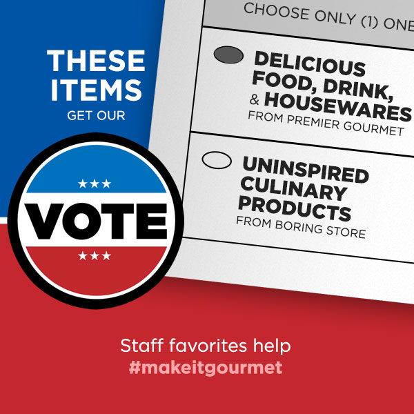 These Items Get Our Vote